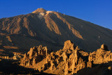 Sunset at Teide