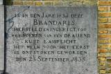 Brandaris plaquette