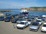 Le Conquet ferry dock