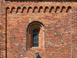 Bierum- NH Kerk raam