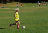 Soccer Practice, 9/19/12