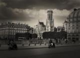Street Scene - Paris