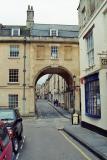 the start of Queen Street