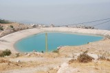 Water reservoir in Zaghrour