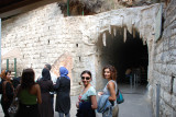 Entarence of Jeita ( see in Google for more photos of the Grotto)