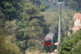 Cable car leading to Jeita