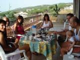 Breakfast in Our Balcony