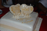 the cake... delicious!