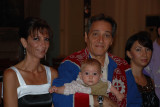 My Genkahayr and Genkamayr, Godfather and Godmother