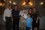 Dikran and Family