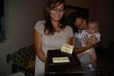 A special cake for mom