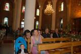 In the church in Quartaba