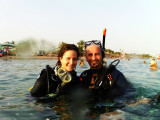 My diving Instructor