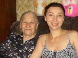 with babushka