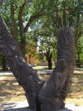 in St. Etchmiadzin park
