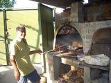 Uncle, preparing the Khorovadz