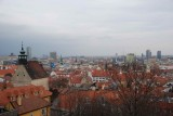 Bratislava, from the castle