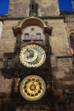 Old town city hall with the astronomical clock.