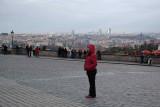 Lucy (over) Prague