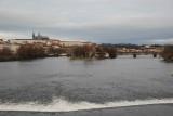 The Castle from Jiráskuv most (bridge)