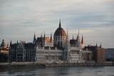Budapest, the Parliament