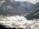 Gosau village in western Dachstein