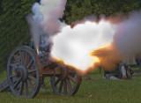 ENGLISH CIVIL WAR SKIRMISH
