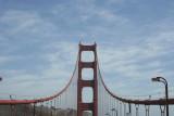 Crossing Golden Gate
