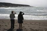 Inga and Me at the Shore