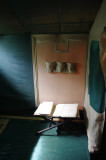 Dressing room, Ithumba Camp