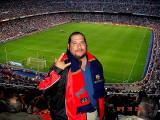 Don Gato in the Camp Nou - Barcelona 2007
