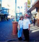 Avenida Central, San Jose,  2001