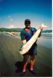 Playa Tambor 1996