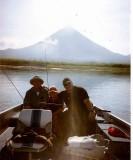 3 Generations, Arenal Lake, 2003