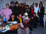 Party at our Mexico's Home 2000