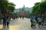 USA Avenue - Hong Kong Disney 2007