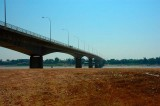 Friendship Bridge - Laos overlooking Thailand 2007
