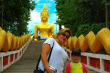 Biggest Budda Temple, South Pattaya 2006