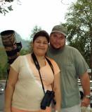 Mom & Dad, taken by Tammy 2008