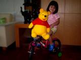 Hunny Ride, home 2007