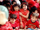 Chinese New Year at Kiddy Kare 2008