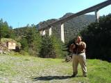 DonGa at the Pyreenes, Spain 2007