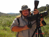 Birding at The Steppes, Catalonia, Spain 2007