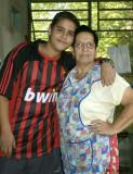 David & Mom 2008