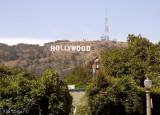 Hollywood Sign LA 2008