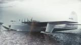Spruce Goose   Taxi Test  1947