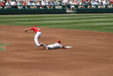 1st Stolen Base of the year