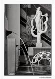 Sculpture & Fountain, Womens Museum, Fair Park