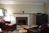 Face boards and Mantle