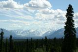 View from Glenallen Highway
